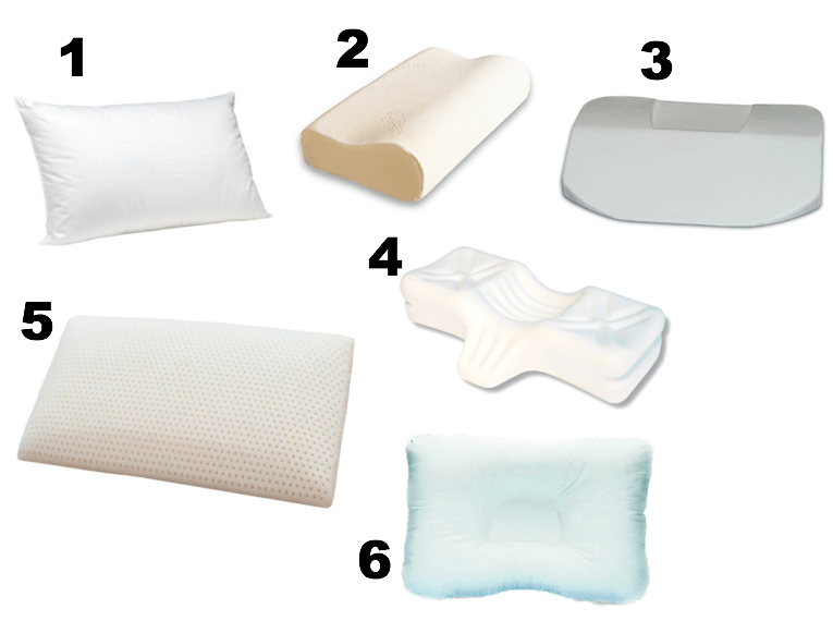 What Are The Best Pillows For A Good Night S Sleep